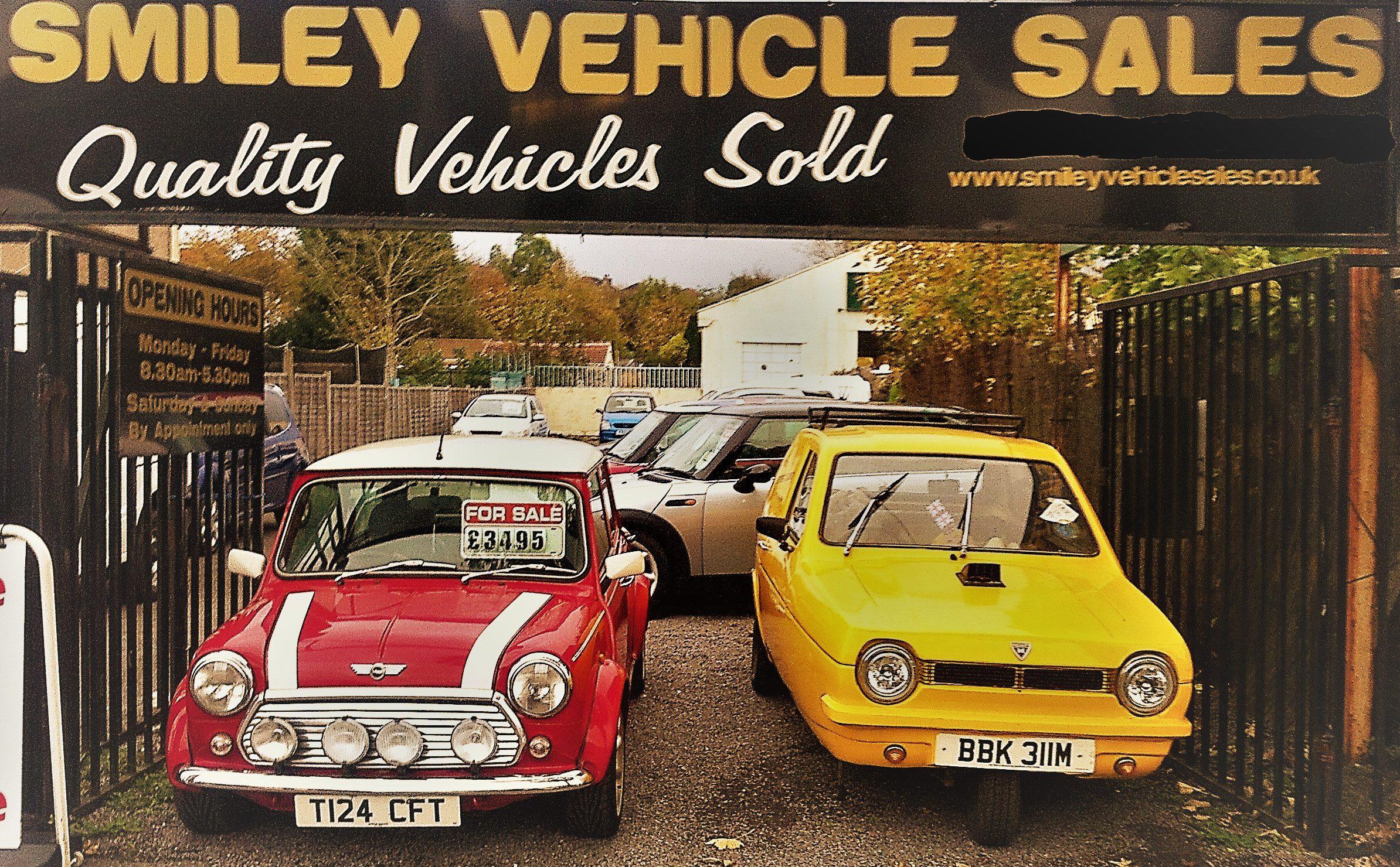 Smiley Vehicle Sales